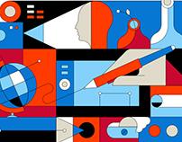 Various Art Prints 2017