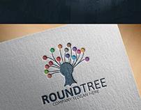 Beautiful tree logos
