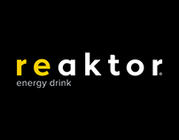 Reaktor energy drink