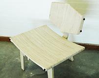 CNC Chair 1