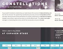 Kansas City Repertory Theatre Website Design