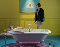 Look Away (music video, 2018)