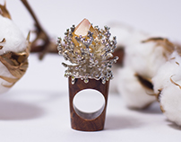 "Ring ""Norwegian Wood"""