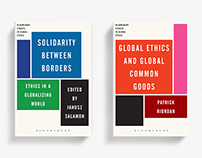 Bloomsbury Global Studies series design