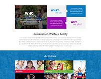 Foundation Website Design