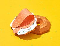 paper craft fruits