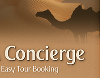 Tour booking app for Arabian Adventures agents