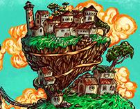 Illustration for Devir Publishing Portugal -2017