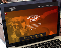 Landing Page World Cup 2017
