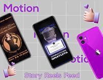 Social Media Motion - Story / Reels / Feed