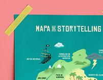 Mapa de Storytelling