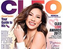 CLEO Magazine Feb 2017