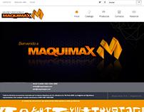 Maquimax HTML Design