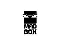 Mad box Logo Design