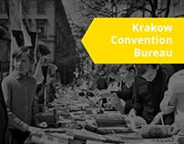 KCB – Krakow Convention Bureau / Visual identity