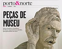 Publicações na revista Visão