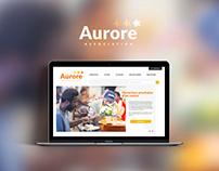 Aurore - Webdesign site vitrine