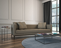 Render Sofa Catalogue