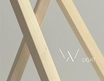 W light