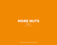 More Nuts Visual Brand Design