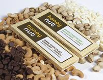 Honey Nut Bar // Packaging