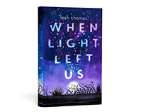 Leah Thomas - When Light Left Us Book Cover