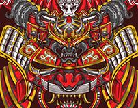 Kabuto Samurai N.2