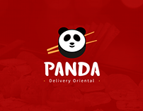 Panda Delivery - Logo Design