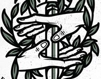 Dagger Hands