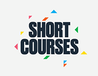 Short Courses Visual Identity