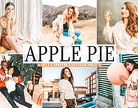 Free Apple Pie Mobile & Desktop Lightroom Presets