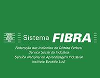 Mensagem para a Central de Atendimento do Sistema FIBRA