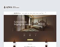 AJWA Hotel Ui Design / istanbul