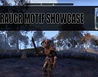 ESO - Draugr Motif Showcase