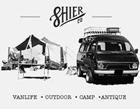 Shier Co Outdoor & Antique | Brand Design & Strategy