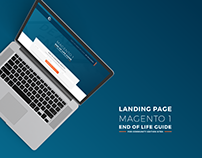 Landing Page: Magento 1 End-Of-Life Guide
