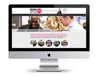 Grand Designs Live 2015 - Web Design