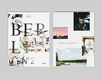 Cee Cee Berlin Book No2 – Editorial Design and Content
