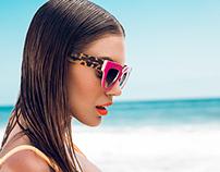 Fashion retouch for Social lifestyle magazine