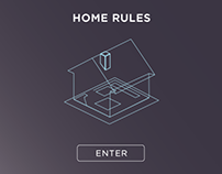 Home Rules iPad App Research & Design | Fall 2016