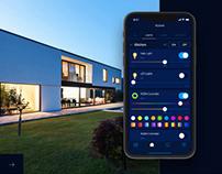 Home Center Application website