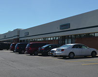 Hertel Commercial Center, Buffalo, NY