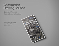 Construction Drawing Solution _ Leaflet