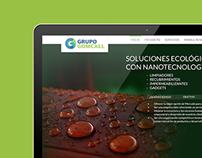 Gomcall | Página Web