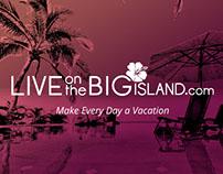 Live on the Big Island