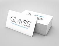 Glaass Branding & Website