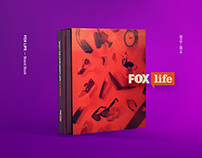 FOX Life Rebrand Book