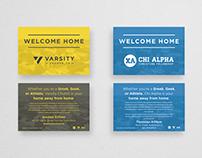 Varsity Church & Chi Alpha Mailer