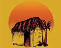 Capa de Livro/Book Cover: OTEKE VIMBA