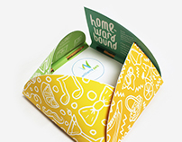 Community Sails: Packaging, Branding, and Web Design